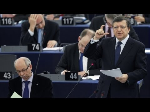 Closer EU integration 'urgent' Barroso warns