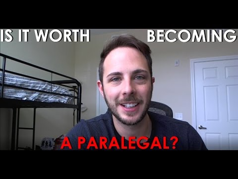 Is It Worth It To Become A Paralegal