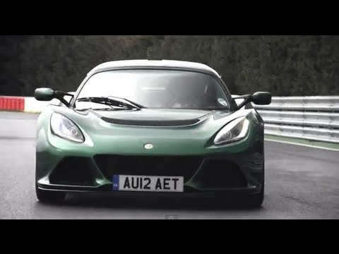 Lotus Exige Sport 380 Is A Menagerie Of Speed And Aero Add Ons