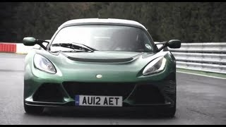 Lotus Exige S track test: 350hp, chassis from the Gods - /CHRIS HARRIS ON CARS