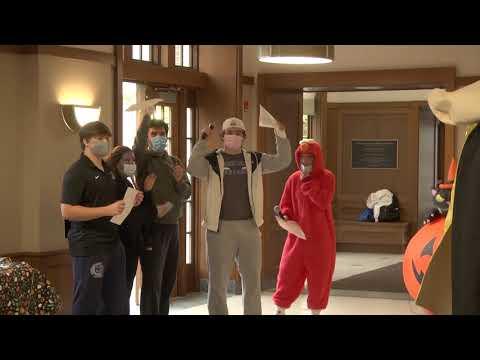 Bronxville High School Halloween Celebration 2020