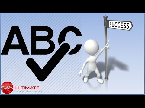 ABC's of SUCCESS in NETWORK MARKETING!!!
