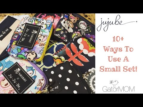 Ju-Ju-Be | 10+ Ways To Use Your Small Set Piece!