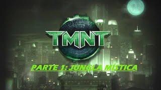 TMNT The Game (PC) en Español Parte 1: Jungla Mística