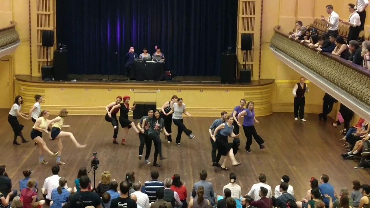 Swing Patrol Coburg - Performance Ball 2017