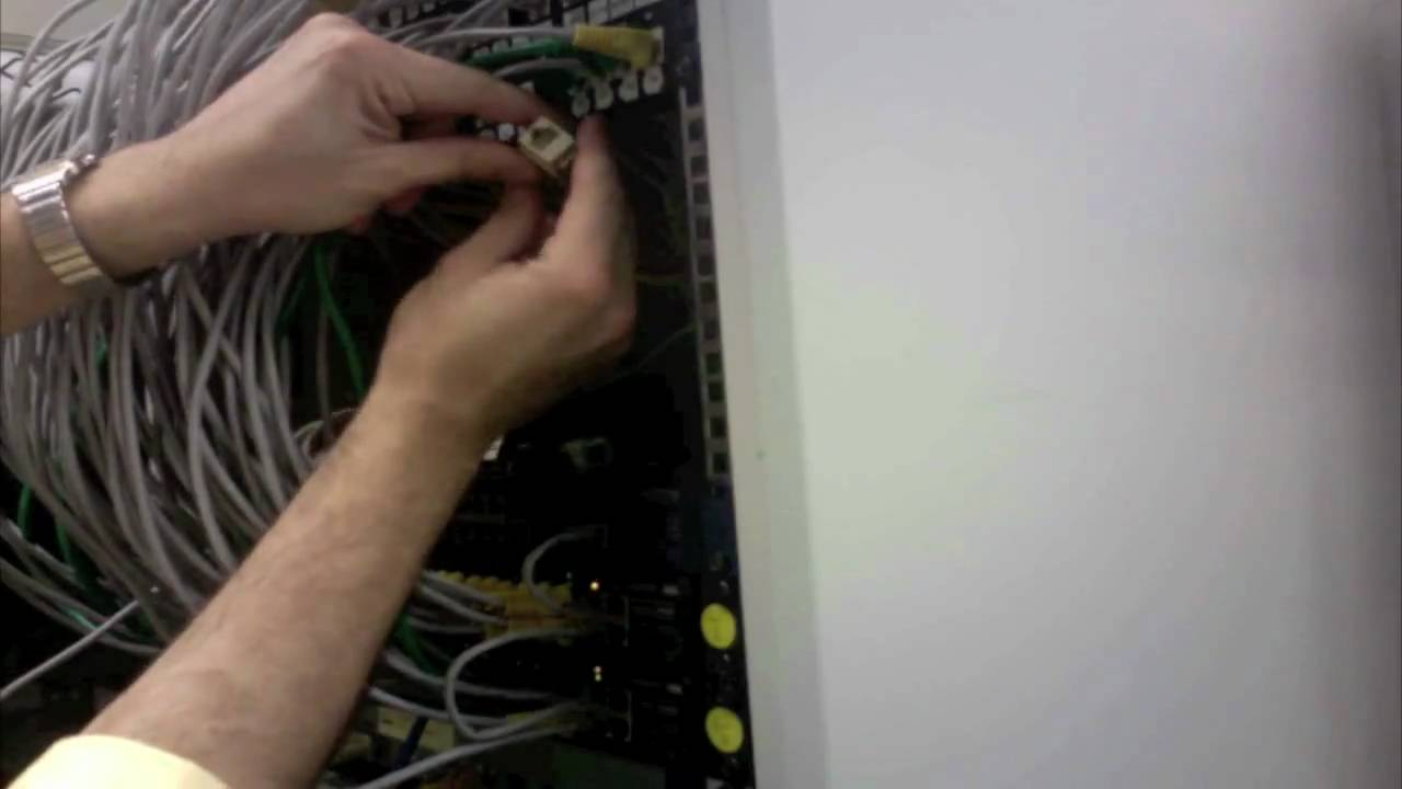 Tek Pros Intro To Networking Trace Your Network Cable Youtube Wiring A