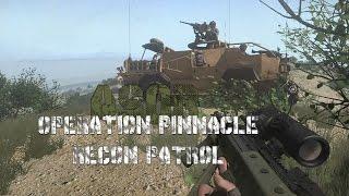 ASOR Operation Pinnacle Recon Patrol