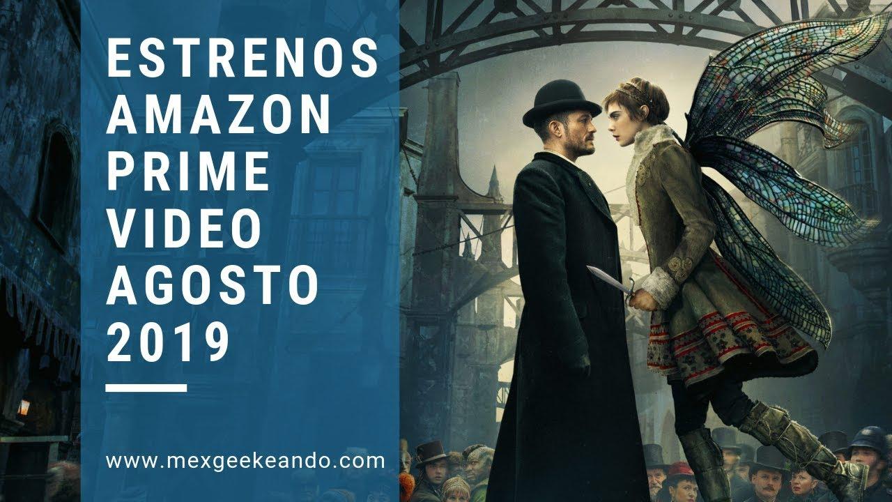 Amazon Prime Vorschau 2019