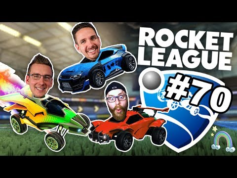What to Do with a Frenemy | Rocket League #70 thumbnail