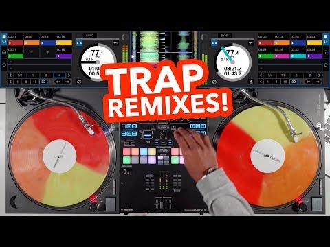 Trap Remix DJ Set - Pioneer DJM S9 - #SundayDJSkills