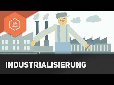 Industrialisierung aka die Industrielle Revolution - Definition und Vorwissen