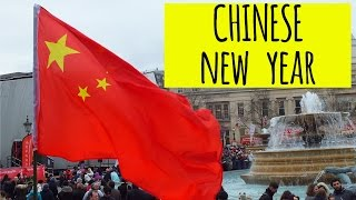 London Newsflash: Chinese New Year Celebration, Trafalgar Square February 2015 | Travel Blog