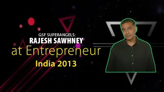 GSF SuperAngels   Rajesh Sawhney at
