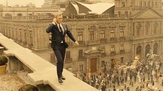 Sceny filmowe z niesamowitym ruchem kamery