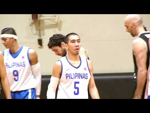 Highlights: Gilas Pilipinas vs. Jordan | Tune-up Game 2