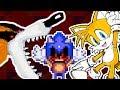 СОНИК EXE И ЖУТКАЯ РОЖА ТЕЙЛЗ ПОБЕДИЛ Sonic Exe The Spirits Of Hell mp3
