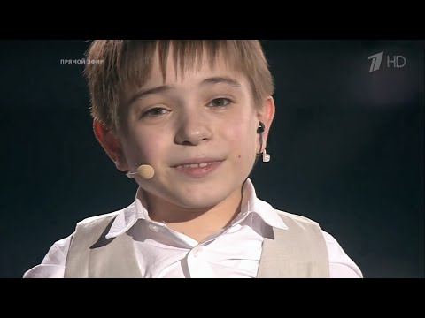 Russian disabled boy won The Voice Kids 2016