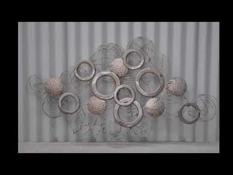 Metal Art - Metal Art Signs And Designs | Modern Decor Collection Of Interior Design