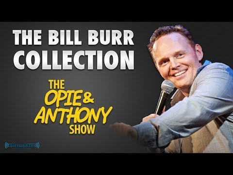 Bill Burr on O&A - Trip To Europe