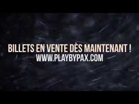 PLAY Paris Powered by PAX - 21 & 22 avril 2018