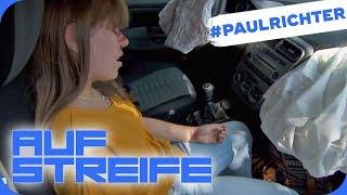Schülerin hat schweren Unfall: Lehrer ist Wagen gefahren! | #PaulRichterTag | Auf Streife | SAT.1