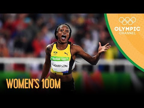 Rio Replay: Women's 100m Final