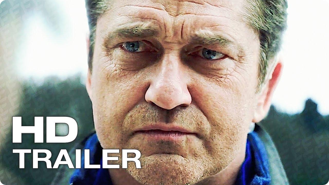 Angel Has Fallen Russian Trailer 1 New 2019 Gerard Butler Morgan Freeman Action Movie Hd
