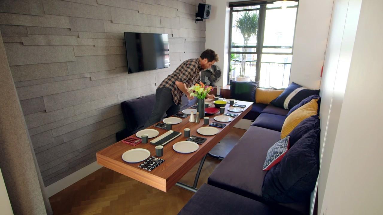 Lifeedited 2 Le2 350sft Transforming Micro Apartment