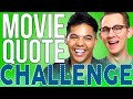 MOVIE QUOTE CHALLENGE | D-Trix