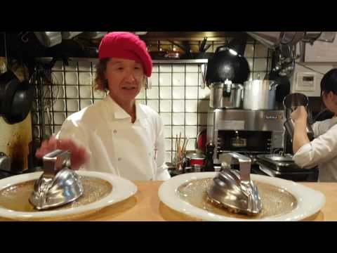 Best omurice from kyoto japan kichi kichi by chef motokichi Full Video omelette rice