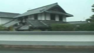 車窓:可部線 安芸長束→下祇園(105系)