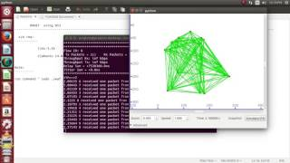 Mobile Ad hoc Network with Aodv Network Simulator 3 Code Projects