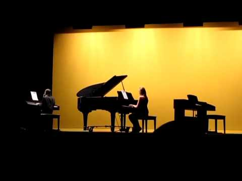 Plumosa School of the Arts piano recital 2012