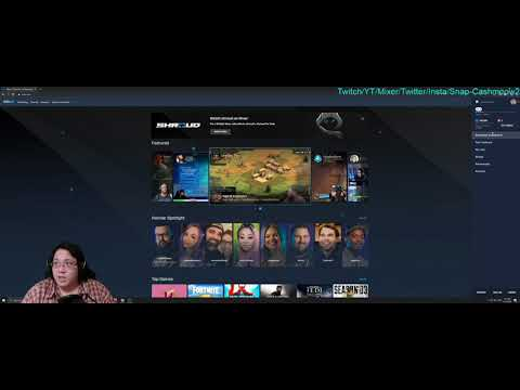 Finding Your Mixer Stream Key Is Easy (Mixer)