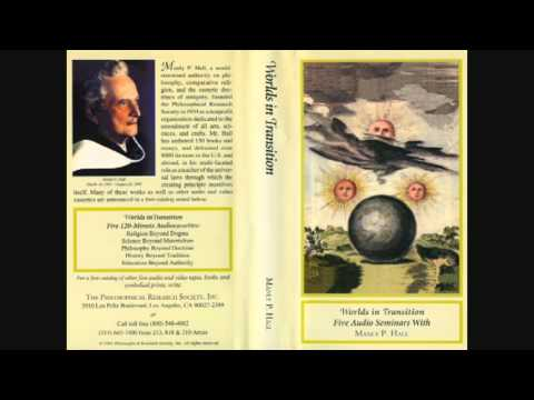 Manly P. Hall - Science Beyond Materialism