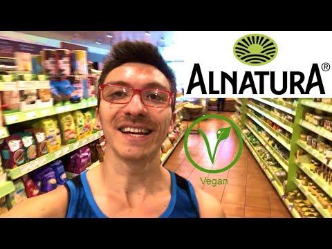 ¿Como es un supermercado Orgánico-Vegano? | VLOG.8 Alemania