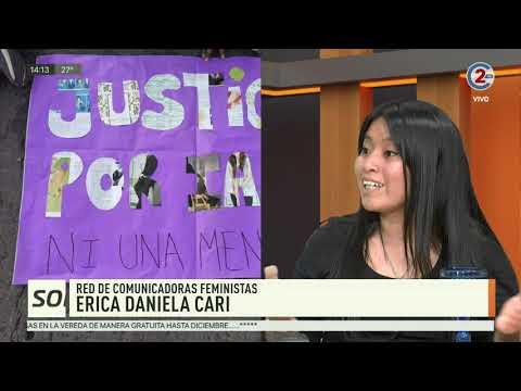 Sobremesa 29-09-20| Erica Daniela Cari - Red de Comunicadoras Feministas