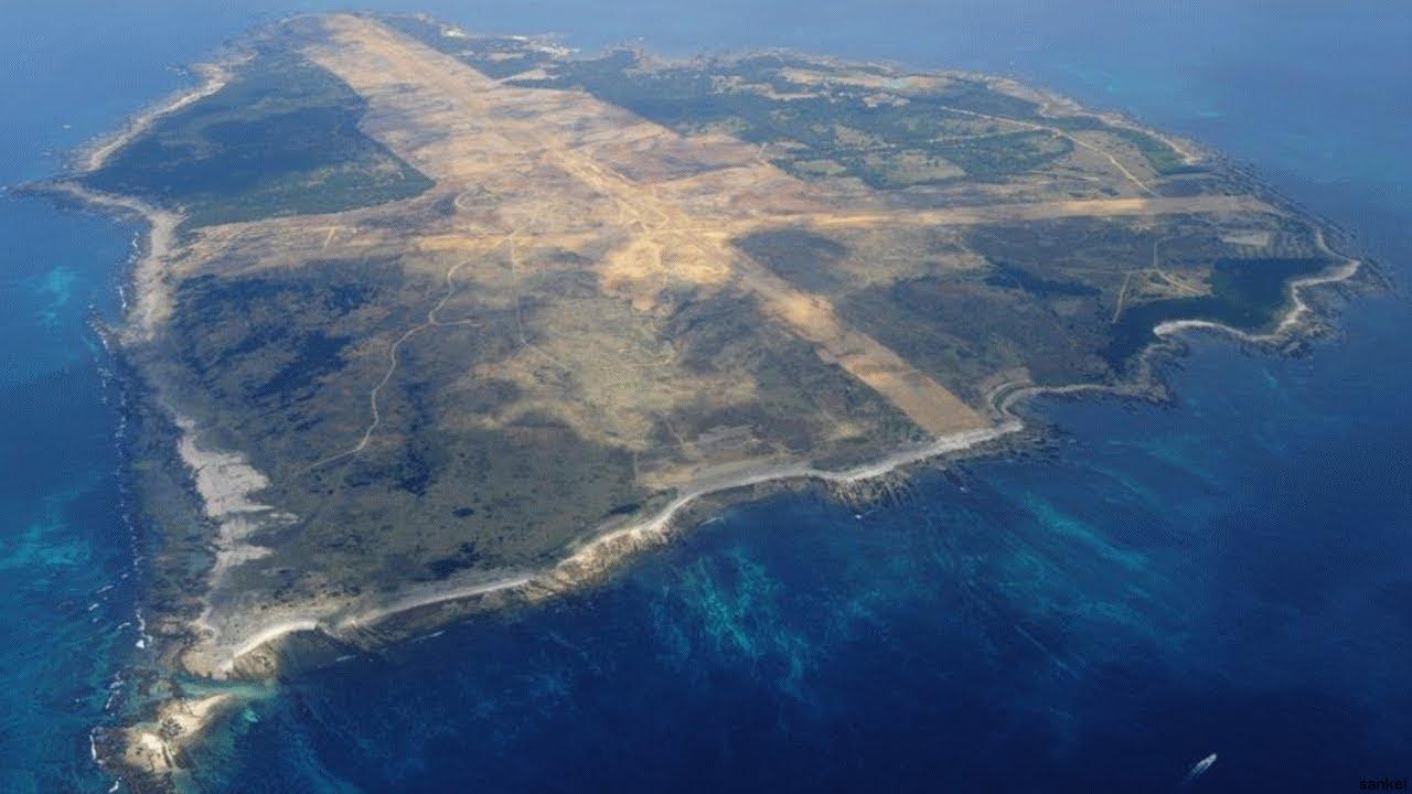 馬毛島問題が決著 自衛隊と米軍の拠點に - YouTube