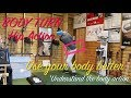 How to use hips and body in the Golf Swing EASY DRILL