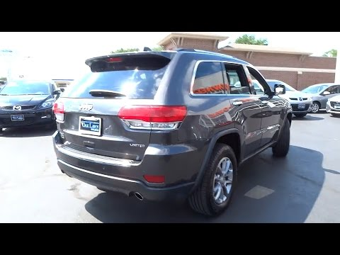 2014 Jeep Grand Cherokee Oak Lawn, Orland Park, Downers Grove, Naperville, Countryside, IL P3066