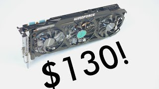 A $130 Video Card that