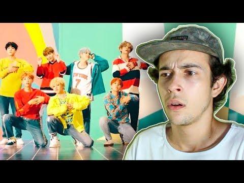 REAGINDO A BTS - DNA (K-POP)│São clones que mudam só o cabelo?