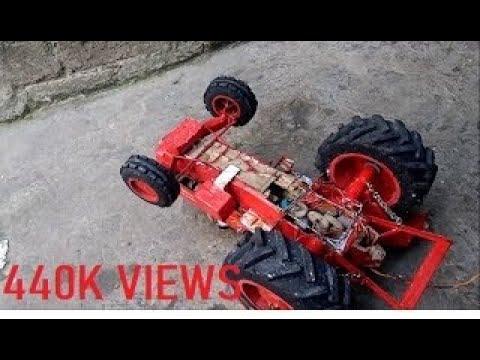 Science Model (Mahindra Tractor)