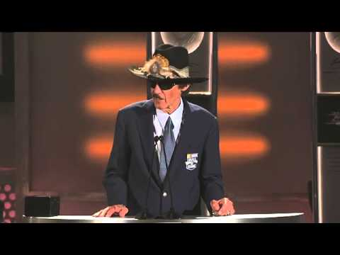 Lee Petty NASCAR Hall of Fame Induction