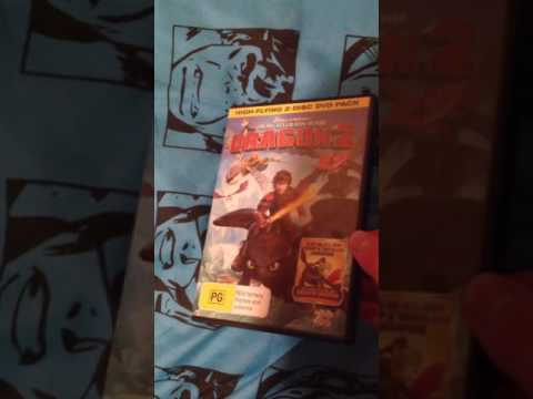 How To Train Your Dragon Dvd Overview