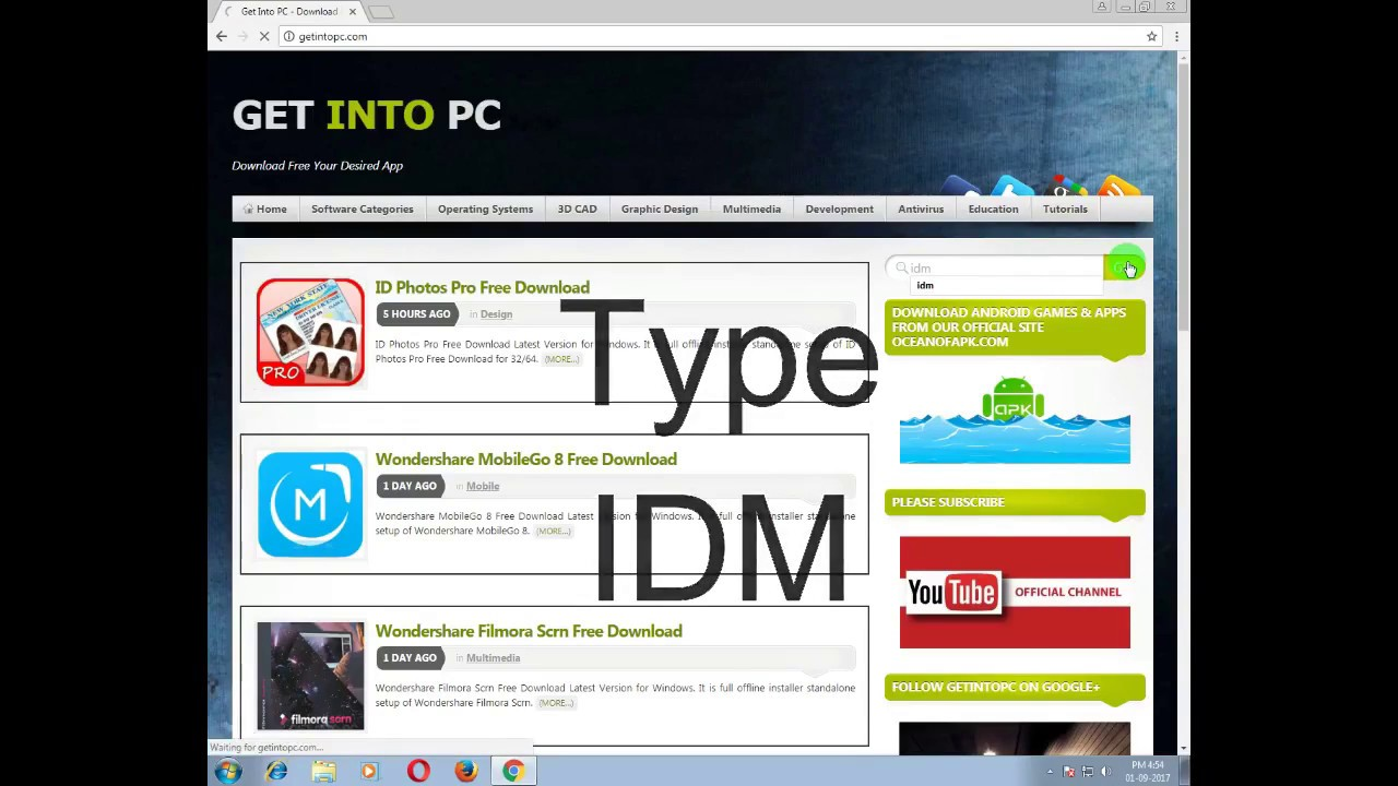 latest idm full version software free download