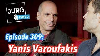 Yanis Varoufakis - Jung & Naiv: Folge 309