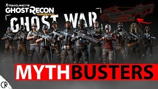 Mythbusting Ghost War - Tom Clancy's Ghost Recon Wildlands - Tips & Tricks