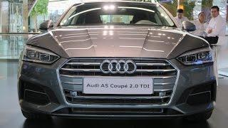 Yeni 2017 Audi A5 ilk inceleme