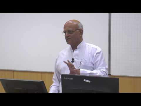 Guest Talk: Shri Shivshankar Menon, Former Foreign Secretary